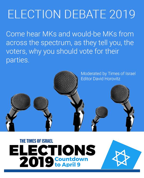Election Panel Debate