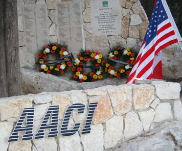 National AACI Memorial Ceremony