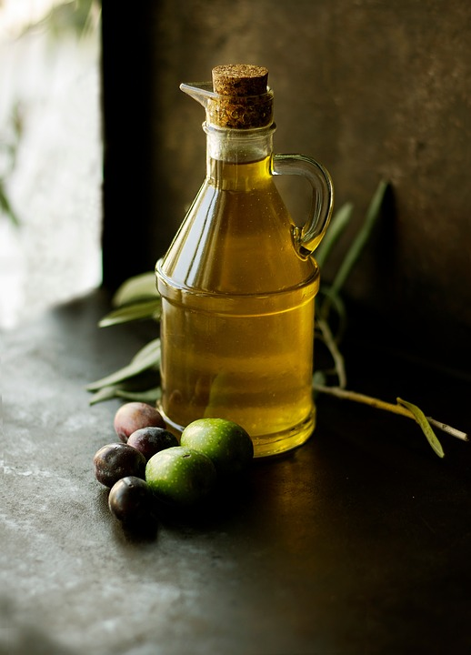 Olive Oil and Spice